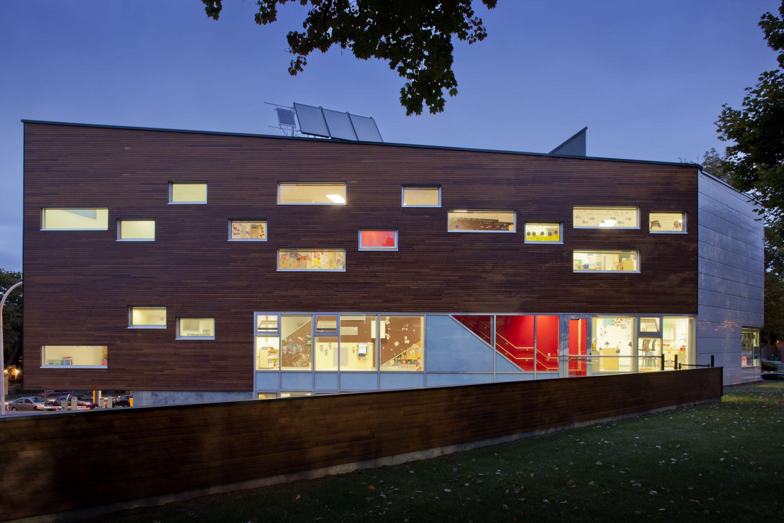 Centre de la petite enfance de l'Université de Montréal Cecobois 7