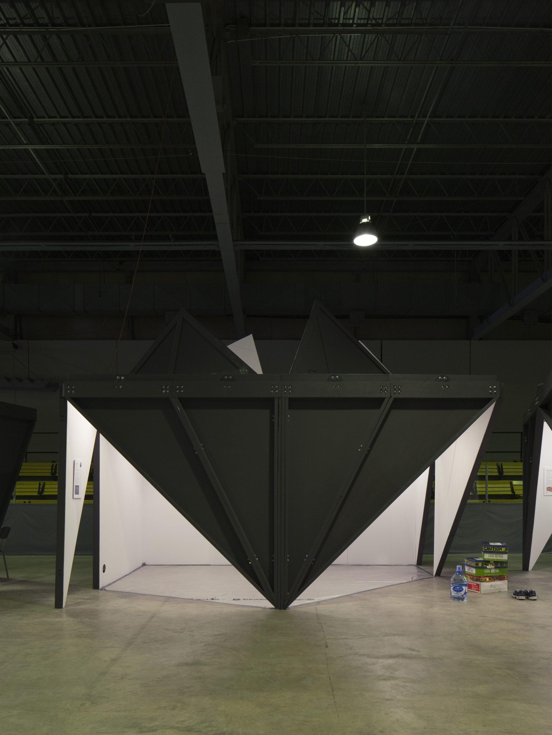 Symposium international d'art contemporain de Baie-Saint-Paul Cecobois 1