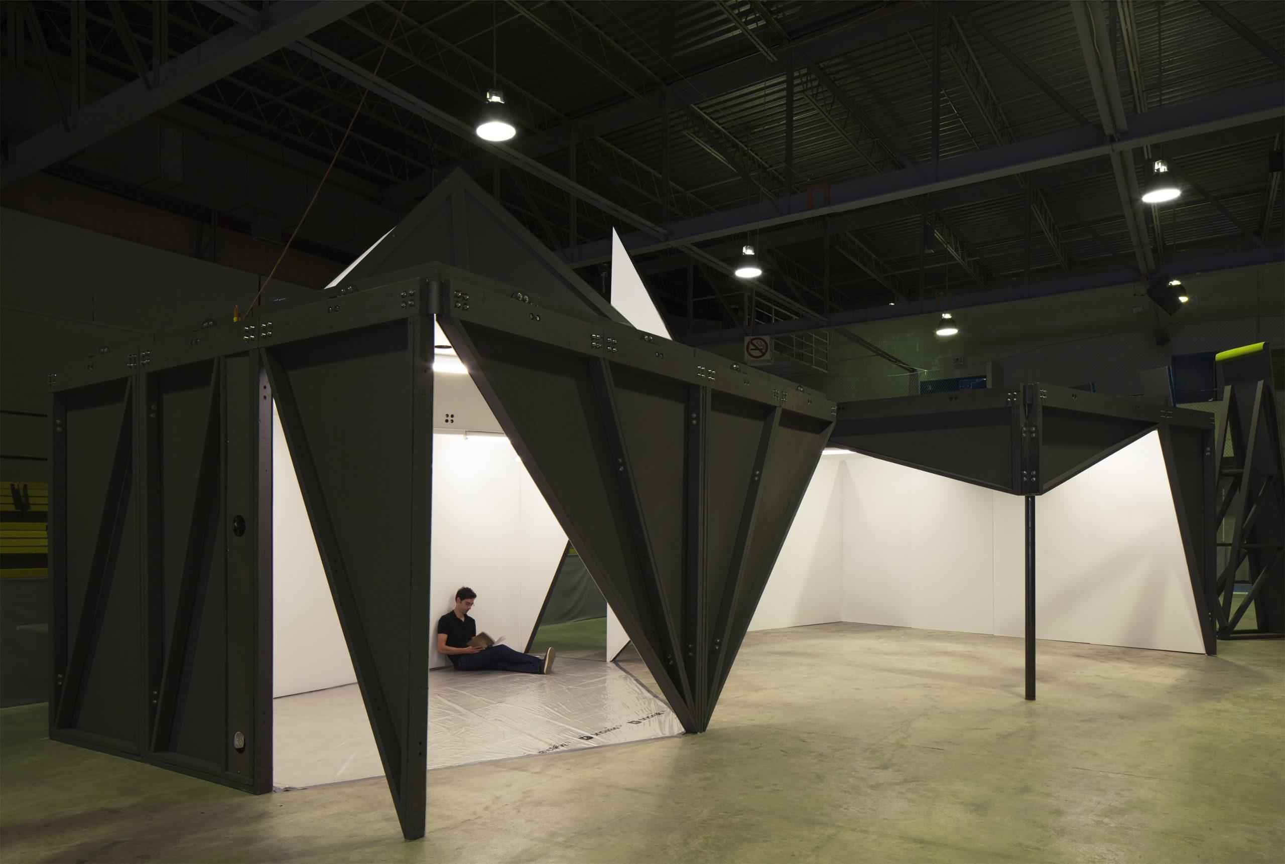 Symposium international d'art contemporain de Baie-Saint-Paul Cecobois 2
