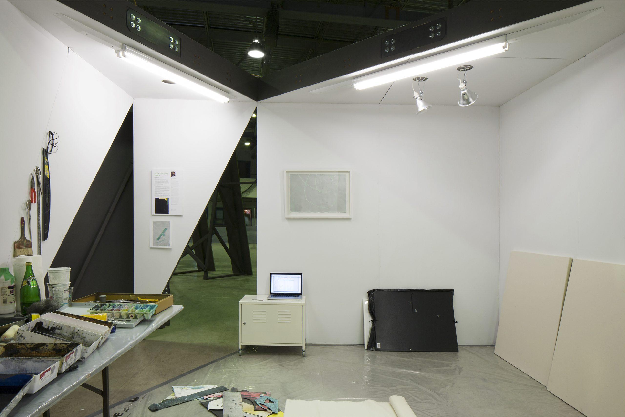 Symposium international d'art contemporain de Baie-Saint-Paul Cecobois 3