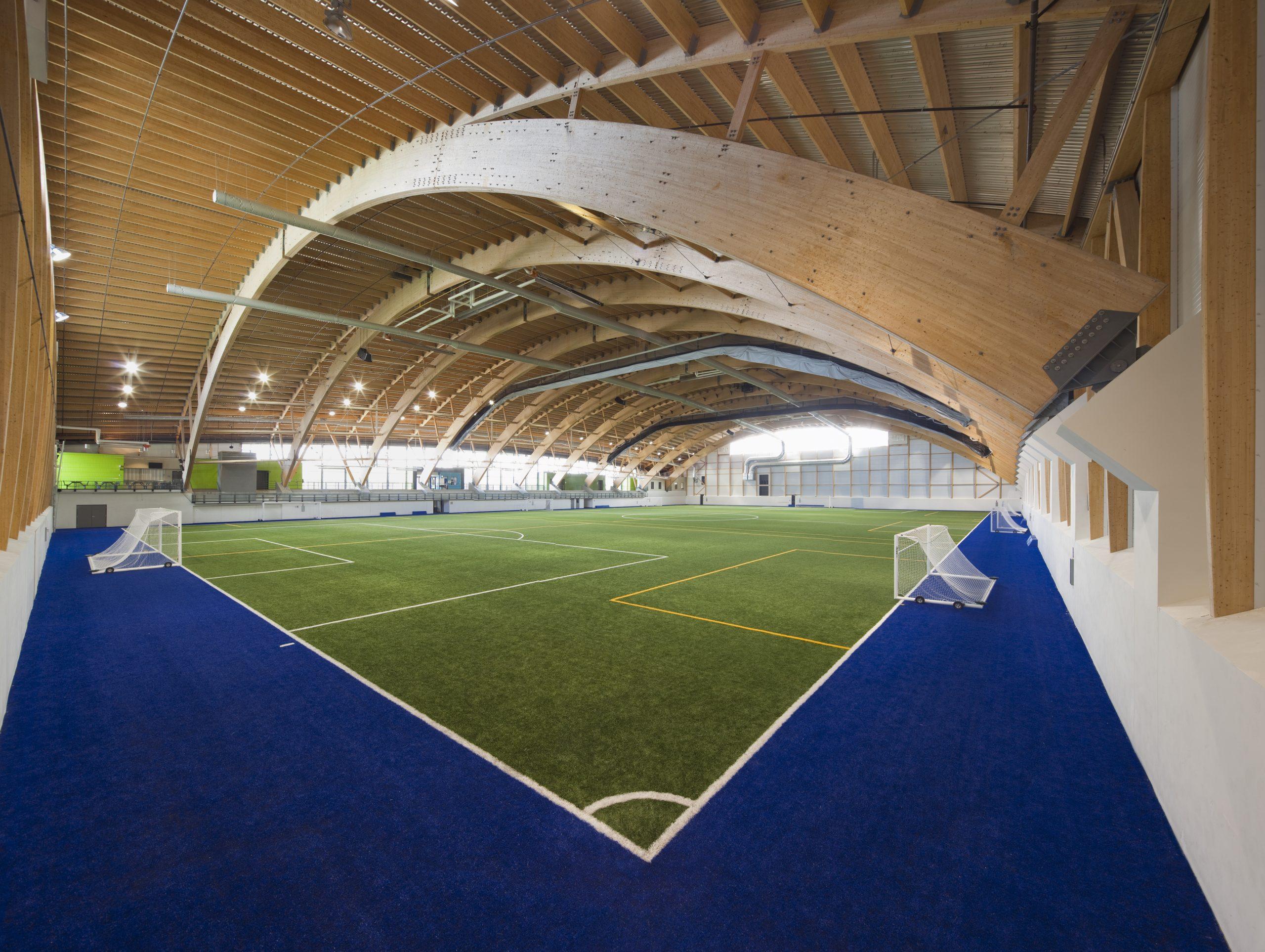 Stade Chauveau Cecobois 2