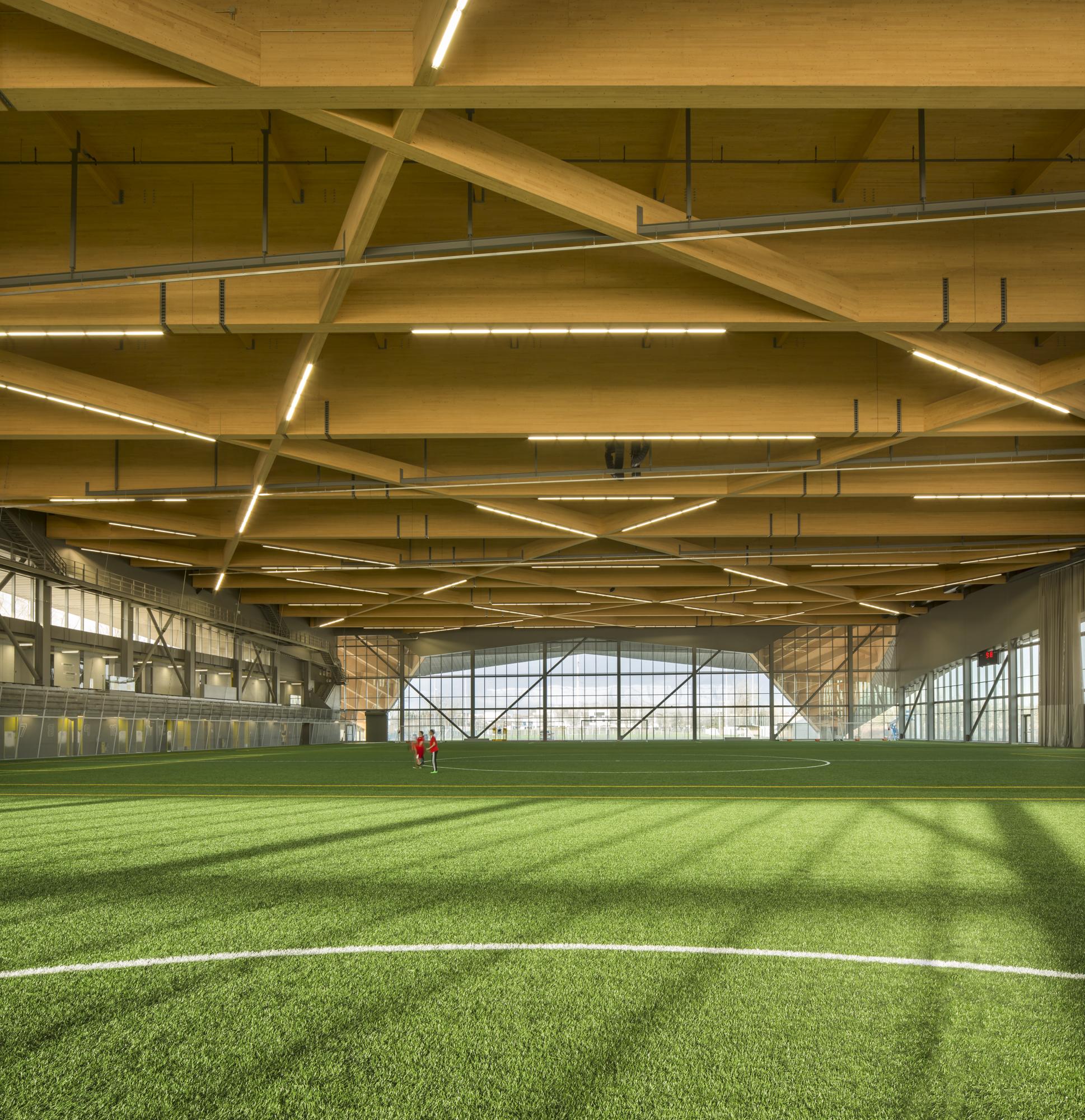 'Stade de soccer Saint-Michel Cecobois