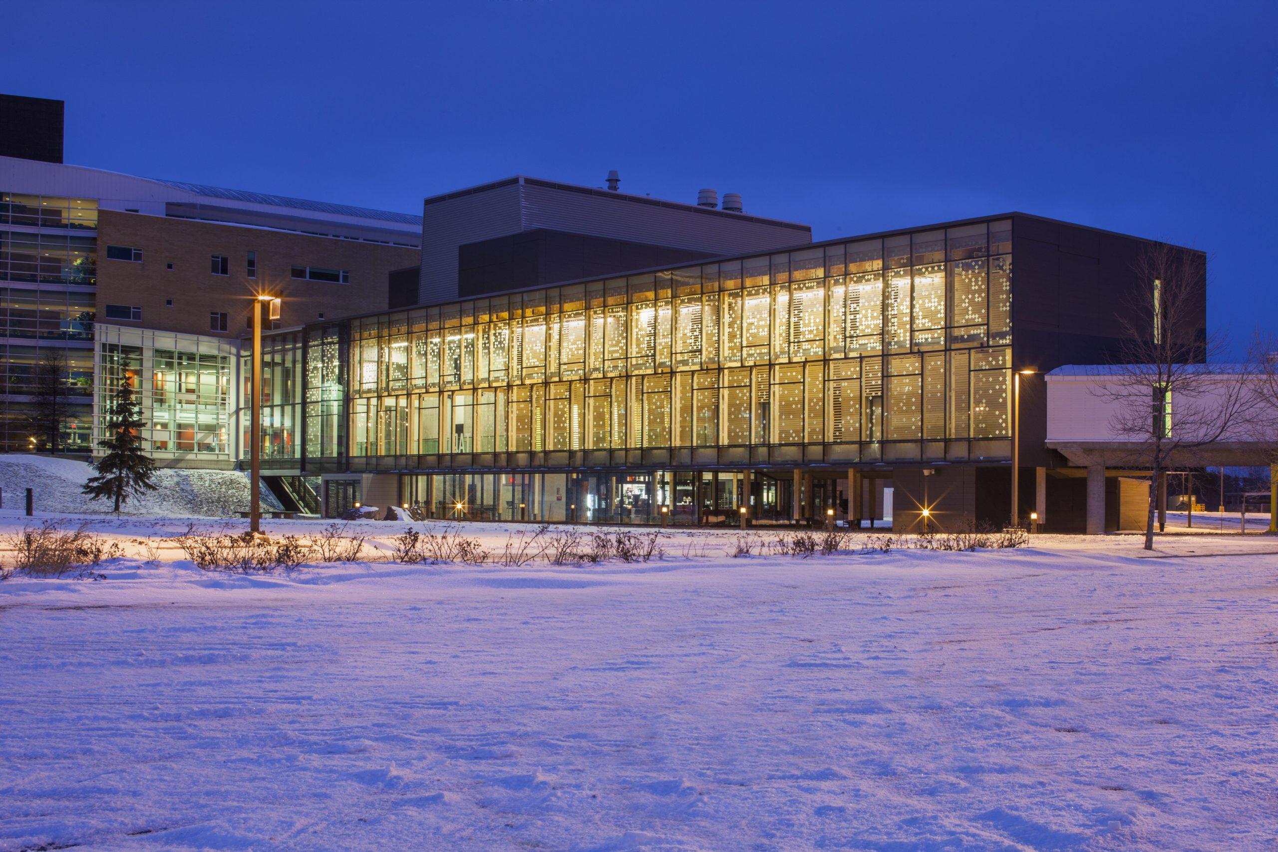Agrandissement du campus de Rouyn-Noranda de l'UQAT Cecobois 9